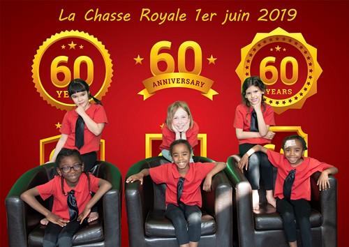 60 ans chemises rouges
