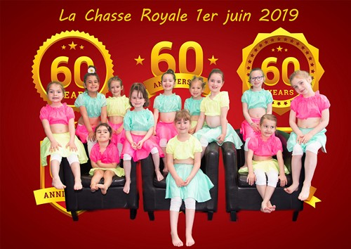 60 ans fluo