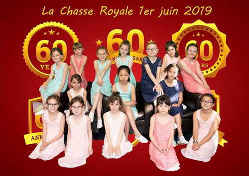 60 ans groupe