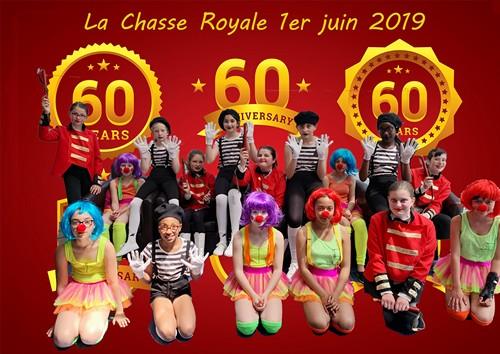 groupe des clowns